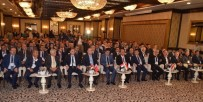 YILMAZ ALTINDAĞ - Yatırım Fırsatları Zirvesi'ne Yoğun Katılım