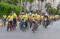 CARETTA CARETTA - 4. Mersin Caretta Bisiklet Festivali Başladı