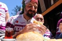 BEĞENDIK - 410 Kilometre Pedal Çevirip Boyoz Yemek İçin Geldiler