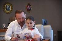 NEVZAT DOĞAN - 7 Yaşında Yazardan Başkan Doğan'a Ziyaret