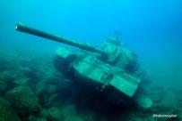 ÜRDÜN - ABD Yapımı 45 Tonluk Tank, Dalış Turizminin Hizmetinde