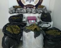 KARAAHMETLI - Adana'da Şafak Vakti Narkotik Operasyonu