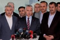 GENEL BAŞKAN ADAYI - AK Parti'de Kongre Hazırlıkları Tamamlandı