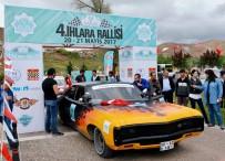 KLASİK OTOMOBİL - Aksaray'da 4'Üncü Klasik Otomobil Rallisi Start Aldı