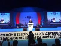 MALTEPE ÜNIVERSITESI - 'Aliya İzzetbegoviç Uluslararası Bilim Olimpiyatları' Ödül Töreni