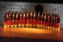 HÜSEYIN AKSOY - Anadolu'nun Renkleri Aynı Sahnede Buluştu