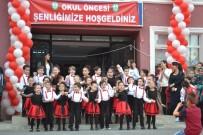 KERMES - Anasınıfı Öğrencilerinin Dans Gösterileri Büyüklere Taş Çıkardı