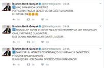 PATLAMIŞ MISIR - Ankara Büyükşehir Belediyesi'nden Fenerbahçe-Olympiakos Maçına Dev Ekran