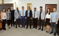 MEHMET ERDEMIR - Atça MYO Büyük Ödüle Hazırlanıyor