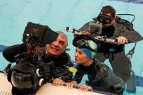 MİLLİ SPORCU - Aydın, Su Altında 67.16 Metre Yürüyerek Dünya Rekoru Kırdı