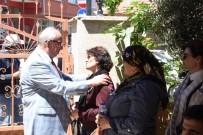 KADİR ALBAYRAK - Başkan Albayrak, Cenaze Törenlerinde Acılı Aileleri Yalnız Bırakmıyor