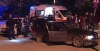 İVEDİK ORGANİZE SANAYİ - Başkent'te Aksiyon Filmi Gibi Çatışma Açıklaması 1 Ölü, 1 Yaralı