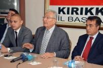 CUMHURİYET HALK PARTİSİ - Baykal Açıklaması 'Cumhurbaşkanı Adayını Parti Tabanı Belirlemeli'