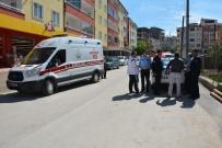 MEHMETÇIK - Bilecik'te Trafik Kazası; 1 Yaralı