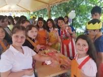 REHABİLİTASYON MERKEZİ - Bursa'daki TEGV Gönüllüleri Engelli Öğrencileri Unutmadı