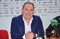 SARı KART - Can Cangök Açıklaması 'Gençleri Bu Maçta Gol Atmasına Sevindim'
