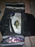CEYHAN - Çantada 4 Kilo 320 Gram Esrar Ele Geçirildi
