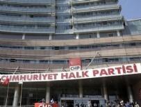 KAMİL OKYAY SINDIR - CHP'den 'AK Parti kongresi' kararı