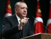 İSTANBUL KONGRE MERKEZI - Cumhurbaşkanı Erdoğan: Bu millete en büyük zulmü yasakçı jakobenler yaptı