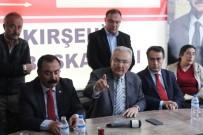 YıLMAZ ZENGIN - Deniz Baykal: Başkan adayına millet karar verecek