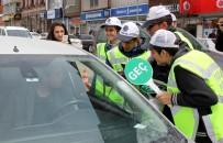 İLETİŞİM FAKÜLTESİ - Engelli Çocuklar Trafik Polisi Oldu