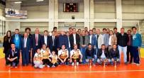 ŞEKER FABRİKASI - Erciş'te Kaymakamlık Kupası Sahiplerini Buldu