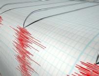 DEPREM - Erzincan'da ve Akdeniz'de deprem!