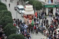 BOSTANCı - Fatih'in Gemisini Karadan Yürüttüler