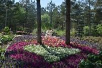 CENNET - Gediz Belediyesinden Annelere Özel Çiçek Bahçesi
