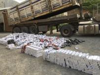 Hakkari'de 31 Bin 630 Paket Kaçak Sigara Ele Geçirildi