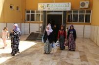 KARAALI - Haliliye'den Karaali Kaplıcalarına Sağlık Turu
