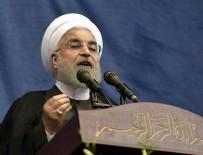 HASAN RUHANİ - İran'da seçimin galibi Hasan Ruhani