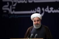 HASAN RUHANİ - İran'da Ruhani 'Resmen' Kazandı
