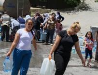İzmir'de su sıkıntısı devam ediyor