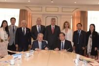 YABANCı DIL - İzmir Ekonomi İle Şangay Üniversitesi'nden İşbirliği Anlaşması