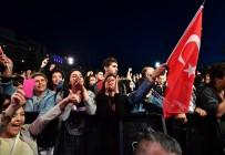 ŞEBNEM FERAH - İzmir Gençlik Festivali'nde Bayram Sevinci Yaşadılar