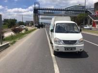 PAŞAKÖY - Kamyonetten Düşen Belediye İşçisi Hayatını Kaybetti