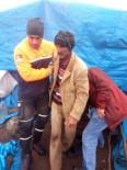 Kaybolan Çobanı AFAD Ekipleri Buldu