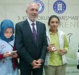 ALI ÖZDEMIR - Kitap Okuma Yarışmasında Hisarcık Kutluhallar Köyü Ortaokulu Öğrencisi İl Birincisi