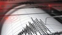 DEPREM - KKTC 4.1 büyüklüğünde depremle sallandı