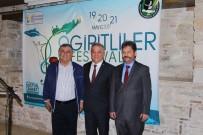 İSMAİL CEM - Kuşadası 8. Uluslararası Giritliler Festivali Başladı