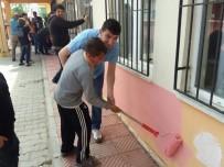 SPOR BAKANLIĞI - KYK'lı Gençler İlkokul Öğrencileriyle Gönül Bağı Kurdu