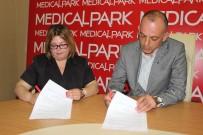 MAKINE MÜHENDISLERI ODASı - Makine Mühendisleri Odası İle Medical Park Hastanesi Arasında Protokol İmzalandı