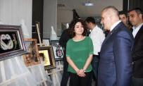 BURHAN KAYATÜRK - Milletvekili Kayatürk Edremit HEM Sergisini Gezdi