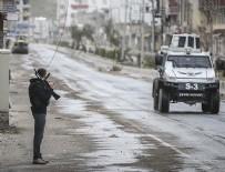 YEŞILPıNAR - Muş'ta 7 bölgede sokağa çıkma yasağı