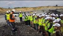 AKALAN - Öğrenciler Madencilik Mesleğini İnceledi
