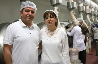 Eşiyle fazla vakit geçirmek için çikolata imalathanesi kurdu!