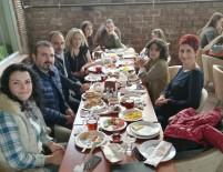 SAĞLIK MESLEK LİSESİ - Sağlıkçılar 23 Yıl Sonra Bir Araya Geldi