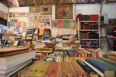 Sahaf Eserler, Kitap Fuarı'nda Kitapseverler İle Buluşuyor