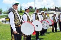 ZABITA MÜDÜRÜ - Sahurun Habercisi Davulcular, Ramazan'a Hazır
